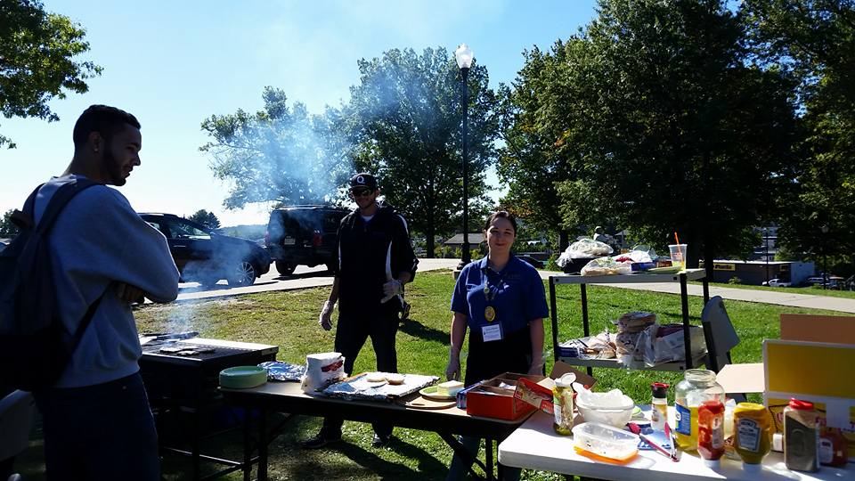 PTk at Annual Fall Charity Cookout
