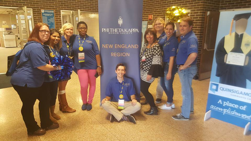PTk at Regional Fall Conference