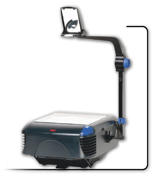 Transparency Overhead Projector