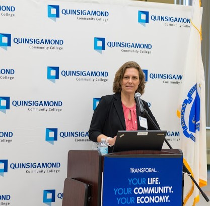 Katie Stebbins,  Assistant Secretary of Innovation, Technology and Entrepreneurship for the Massachusetts' Executive Office of Housing and Economic Development