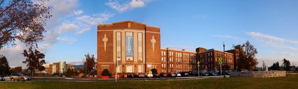 QCC main campus