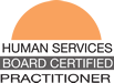 The Human Services Board Certified Practitioner Logo