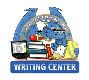 Writing Center Wyvern Logo