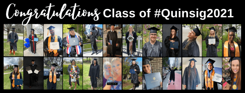 Congratuations to the Class of 2021