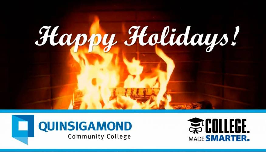 Happy Holidays From QCC