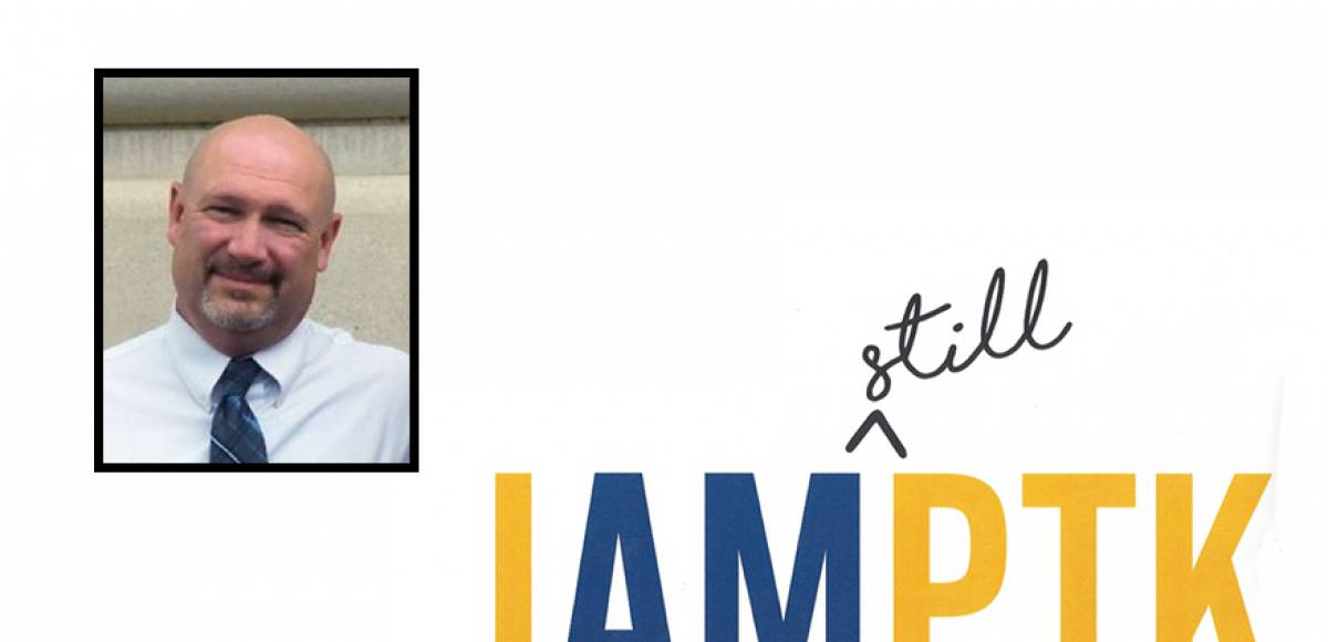 PTK Alumni Association Executive Board President Allen Phillips