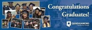 Congrats Graduates 4x12 Banner