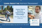 Career Day Postcard