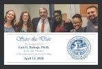 Dr. Pedraja Inauguration Invite front