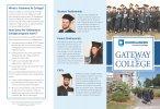 Gateway to College Brochure