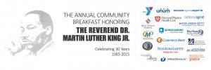 MLK Breakfast Banner