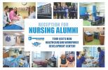 Nursing Reception Invite Postcard
