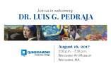 Dr. Pedraja Reception Invite