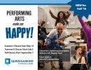 Performing Arts Flyer