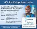Southbridge Open House Poster