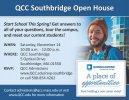 Southbridge Open House Poster