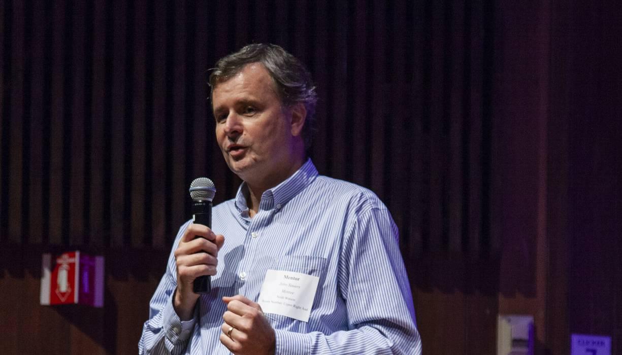 Abbvie BioresearchTraining Manager John Sauers