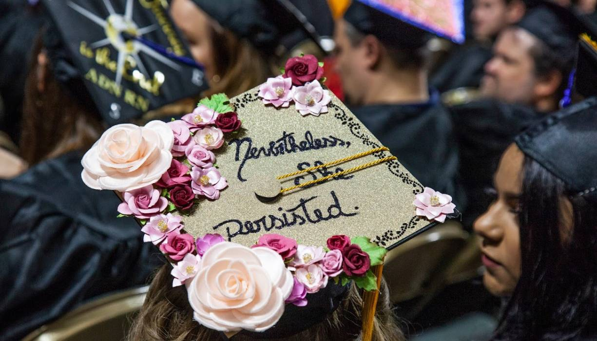 A 2019 QCC graduate has the sentiments of many students in 2020. Donate to QCC and help a student succeed.
