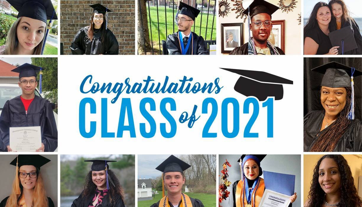 Make sure to cheer on the QCC graduates at the 2021 Virtual Commencement Ceremony on May 21.