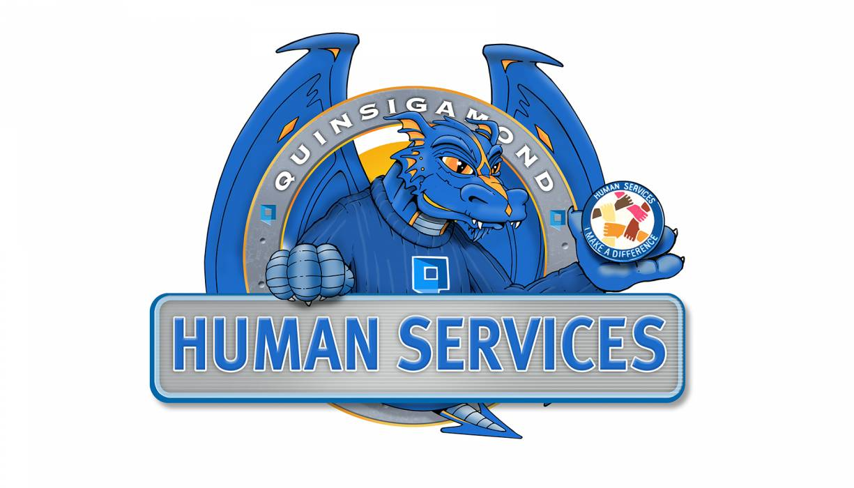 QCC's Human Services Wyvern