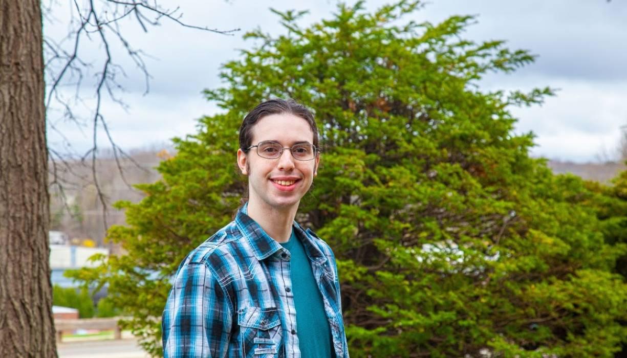 PTK student Vincent Carl Strzelecki