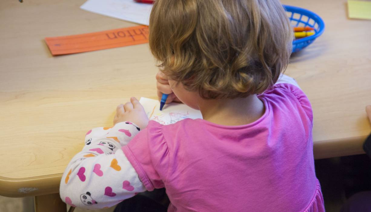 QCC's Early Childhood Education Lab School anticipates reopening during Fall 2021 semester.