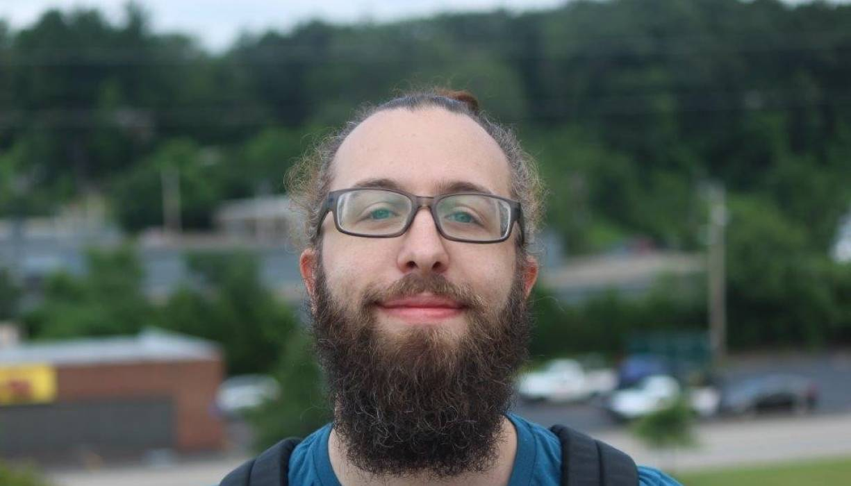 QCC/PTK Alumnus Mark Hogan
