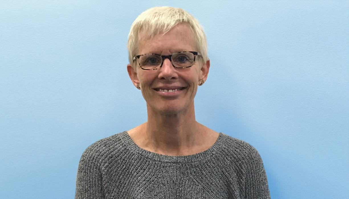 Quinsigamond Community College Psychology Professor Maura Stickles