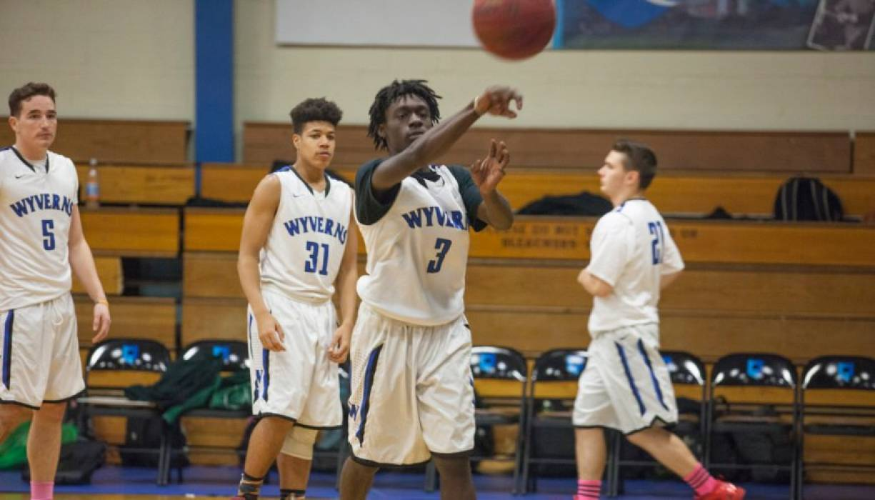 The Wyverns Men's and Women's Basketball teams will be holding tryouts Oct. 1.