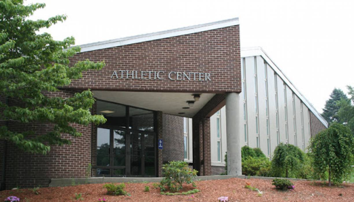 QCC's Athletic Center will be renovated into a state-of-the-art I3Q Center.