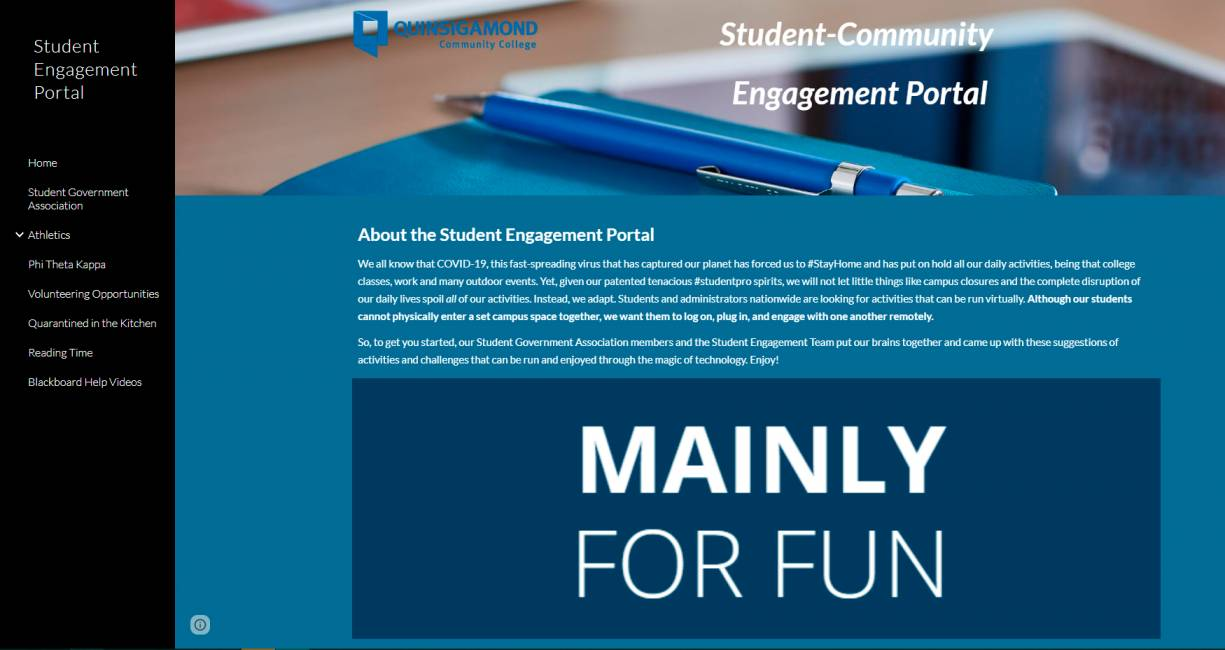 Student-Community Engagement Portal