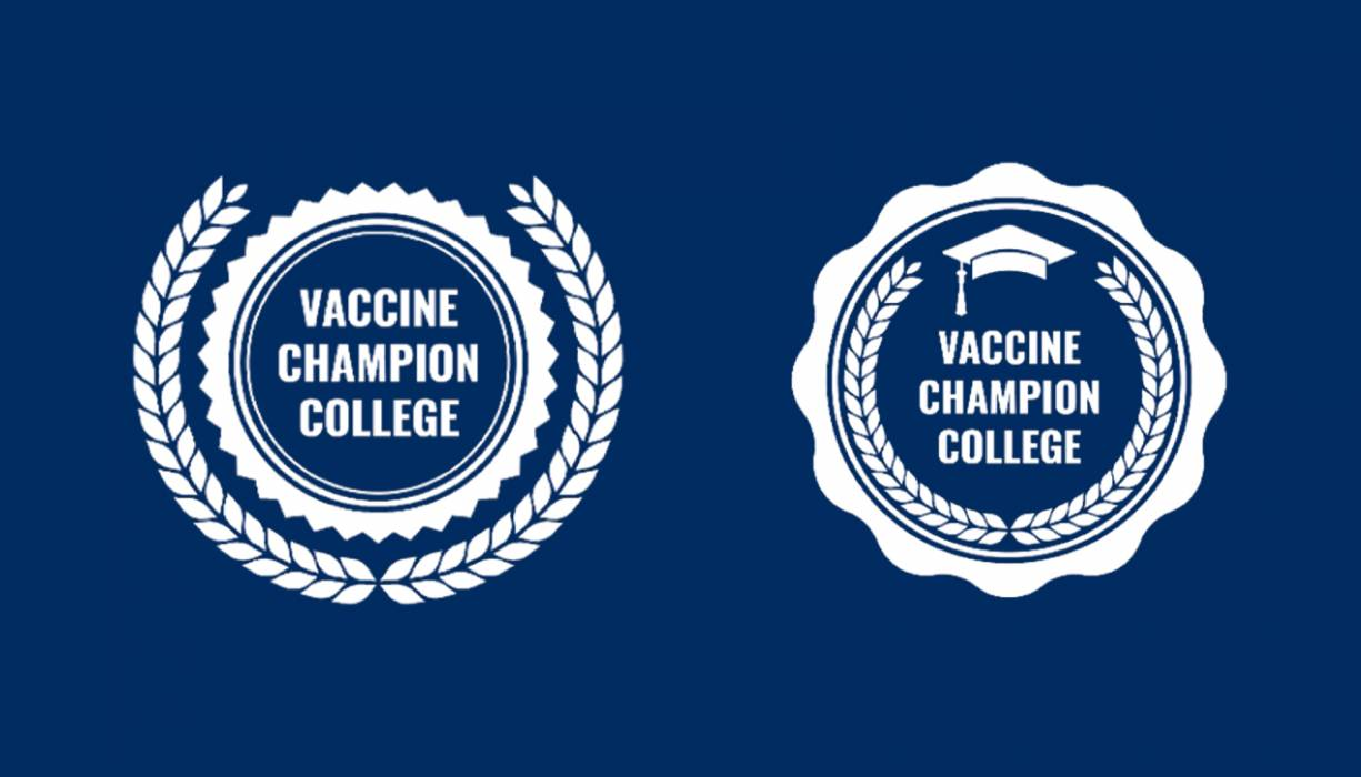 QCC has joined President Biden's COVID-19 College Vaccination Challenge.