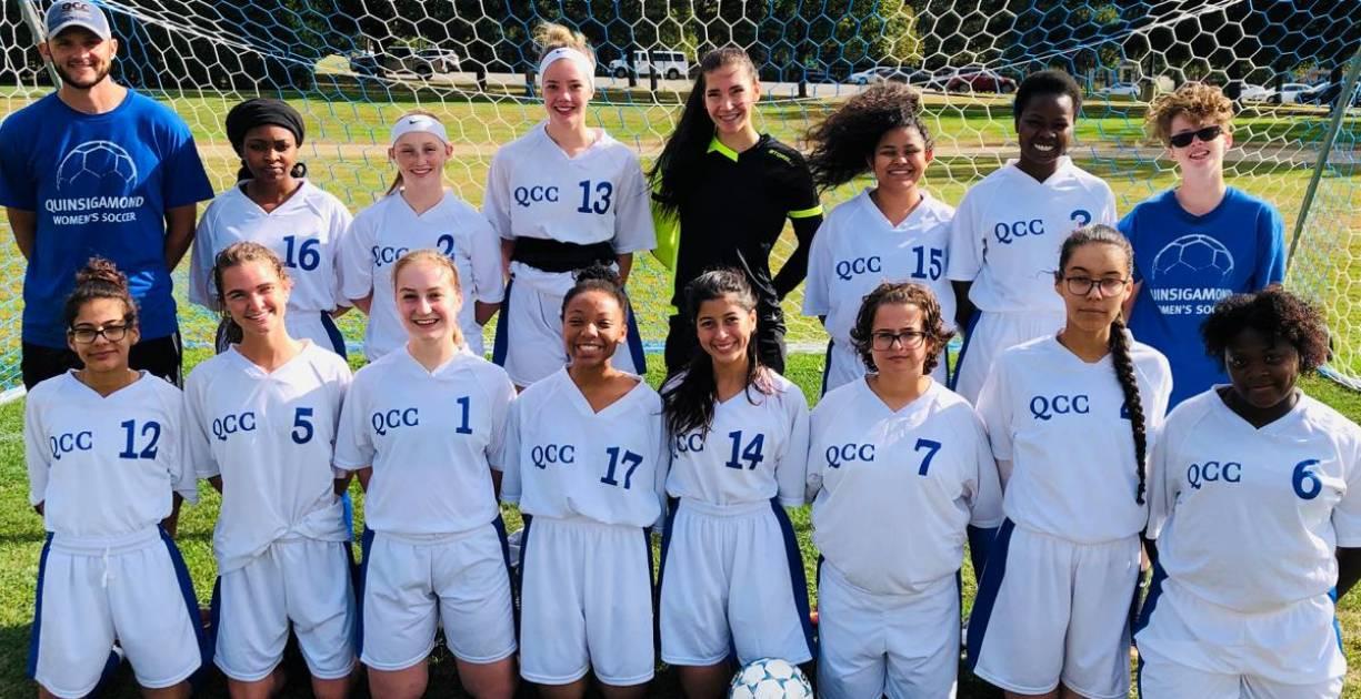 The Wyverns 2019 Women's Soccer team