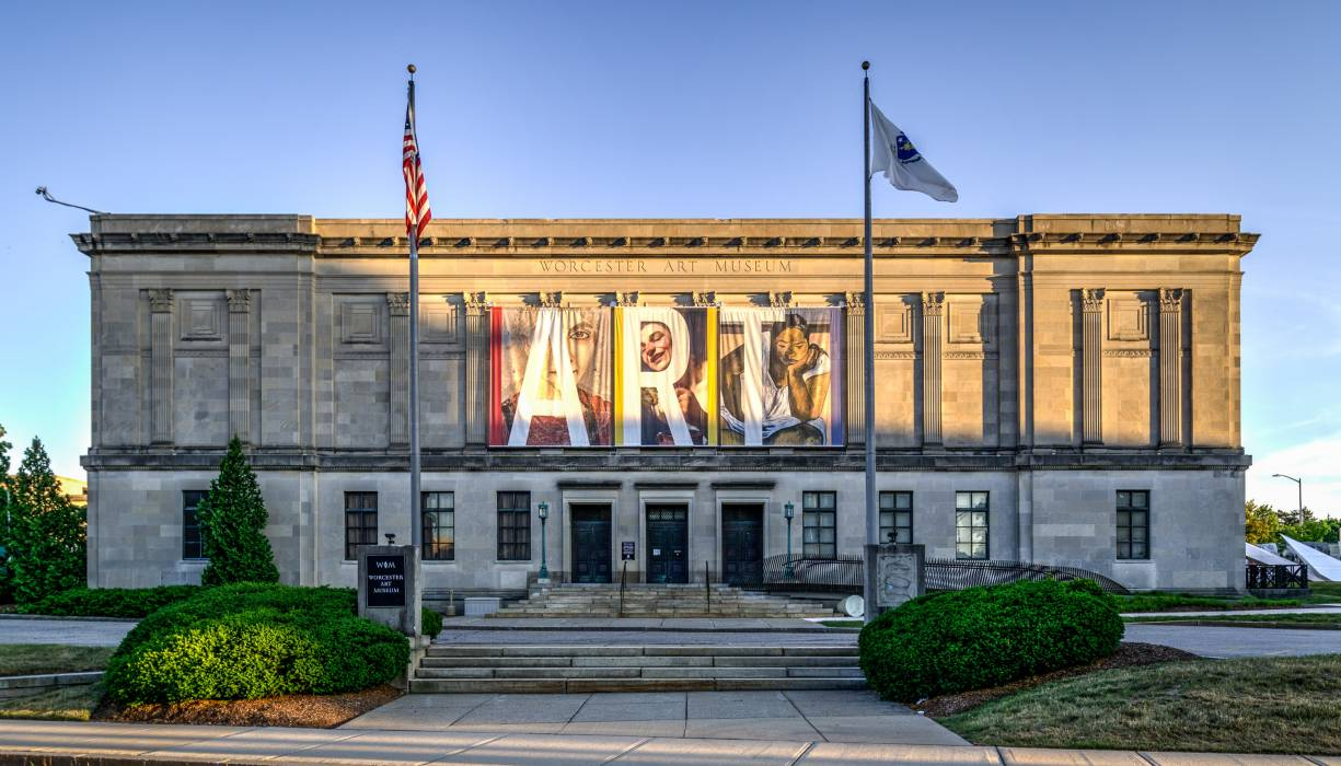 QCC becomes an institutional partner with the Worcester Art Museum.