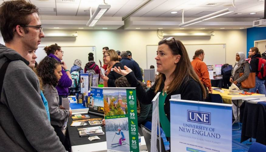 QCC's Fall Transfer Fair