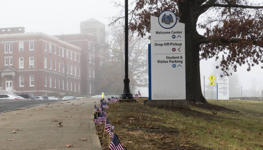Veteran Affairs Honors 20th Anniversary Commemoration of 9/11.