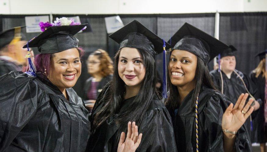 QCC graduates