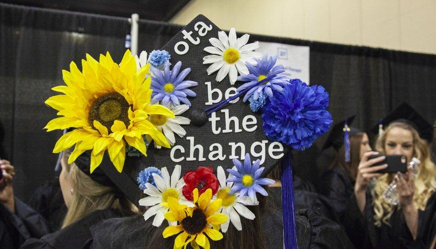Cap text: OTA be the change