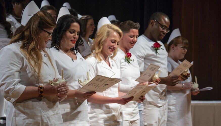 Registered Nursing Pinning