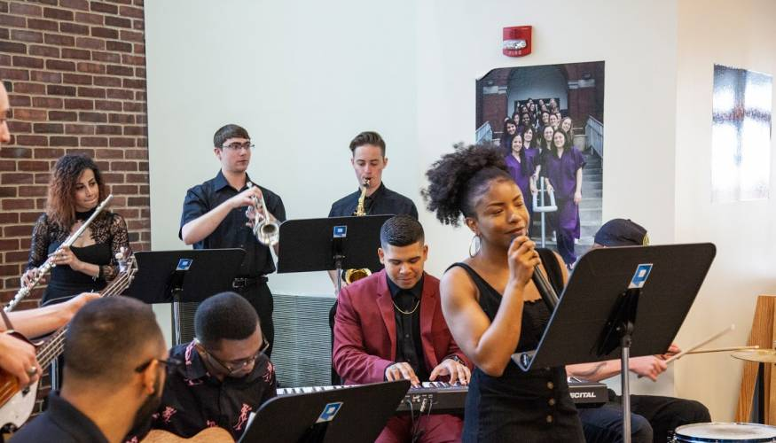 QCC Student Band