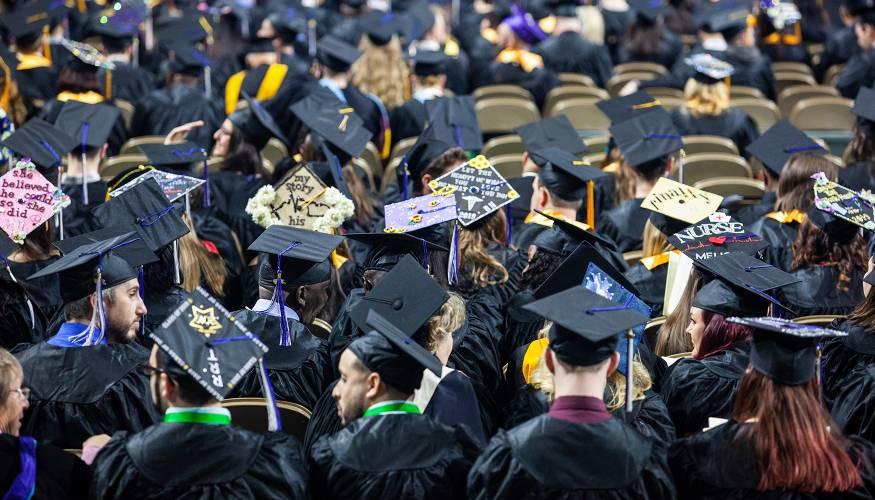 Quinsigamond Community College's 2019 Graduates