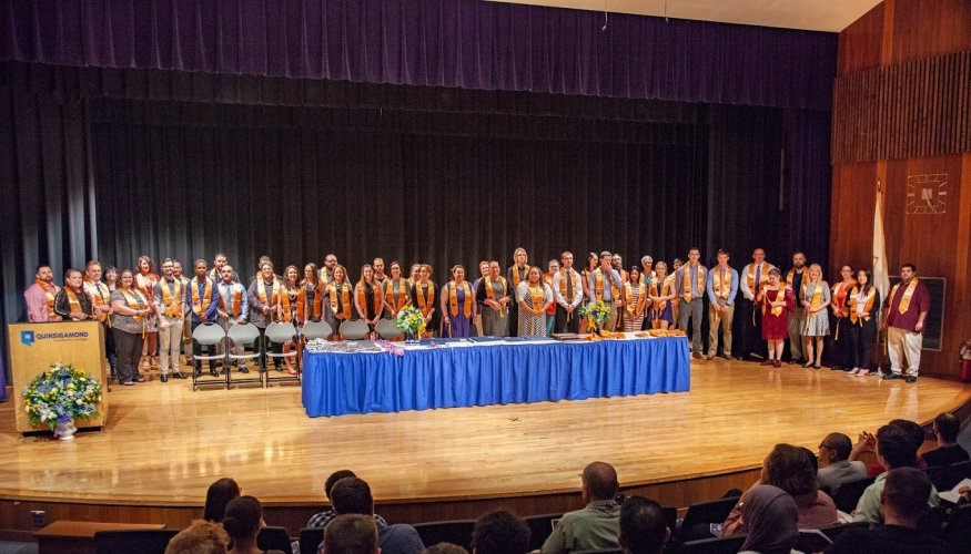 The 2018 Honors and Awards Recipients.