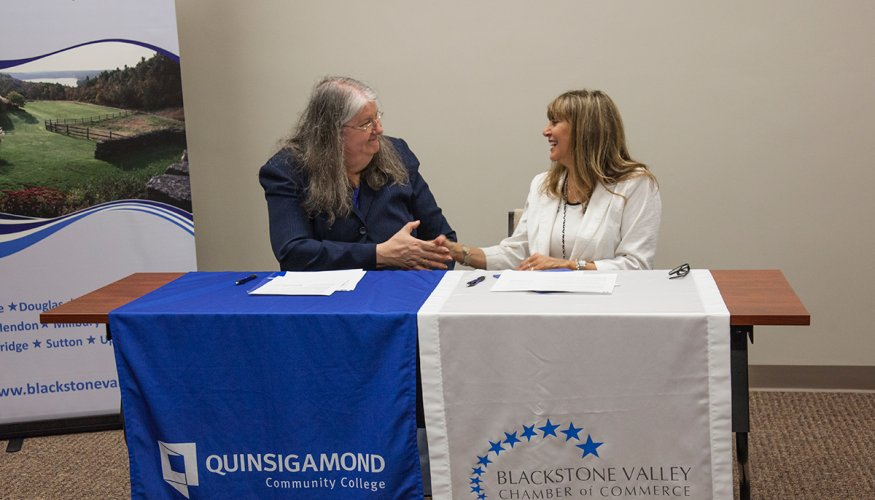 Gail Signs Agreement With Chamber