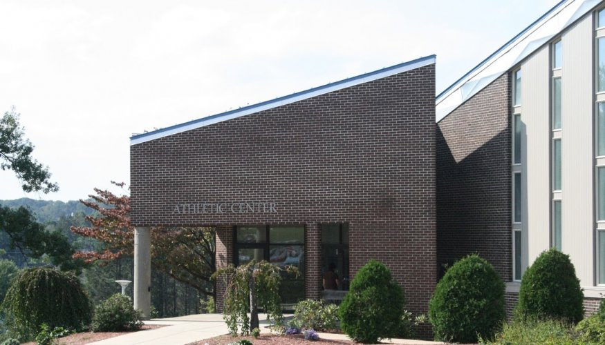 QCC's Athletic Center