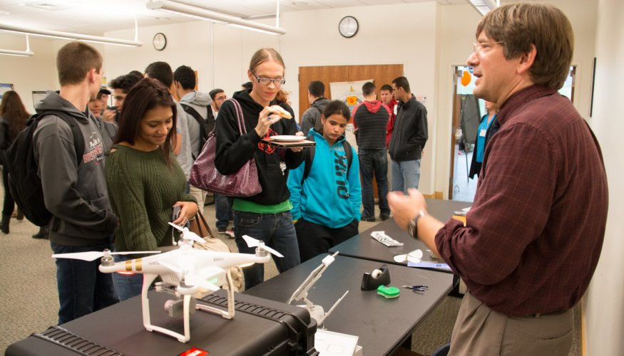 manufacturing day demonstration