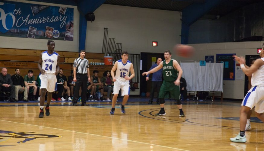 Be part of the QCC's Men's 2018-2019 Basketball team.
