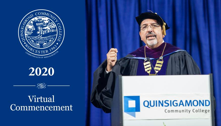 QCC to Hold Virtual Commencement