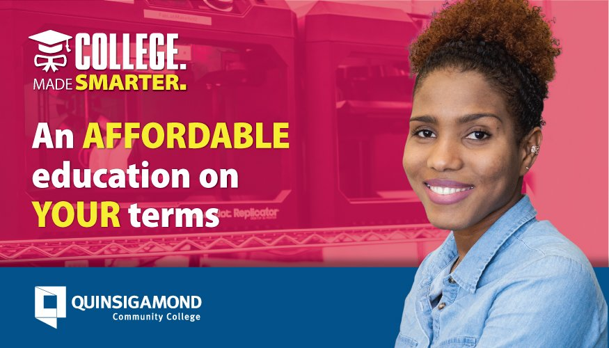 College Made Smarter campaign (Affordable).