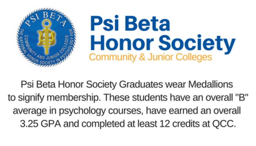 Psi Beta Honor Society