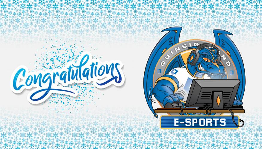 Congratulations to the Wyverns E-Sports Team on a great first season.